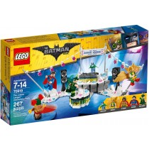 Lego Batman The Justice League Anniversary Party
