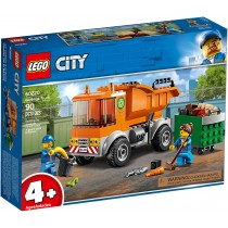 Lego City Camion Spazzatura