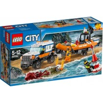 Lego City Coast Guard
