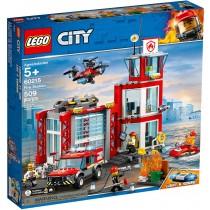 Caserma dei pompieri 60215 Lego