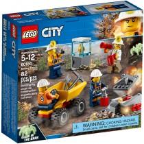 Lego City Team della Miniera