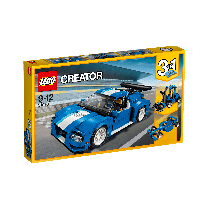 Car 3 in 1 Lego Creator
