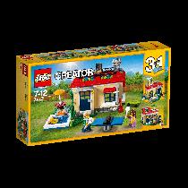 Lego Creator Modular Poolside Holiday