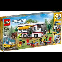 Vacanza su Camper Lego