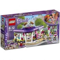 Lego Friends il caffè degli artisti di Emma Gen