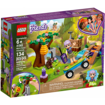 Lego Freinds Mila's Forest Adventure