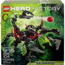 Hero Factory Scorpio Lego