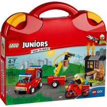 Valigetta Pompieri Lego Juniors