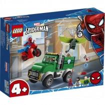 Spiderman Vulture's Trucker Robbery