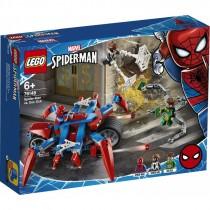 Lego Spiderman vs Doc Ock