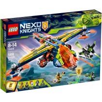 Nexo Knights Aaron's X-bon
