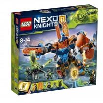 Lego Nexoknight The Wizard Showdown