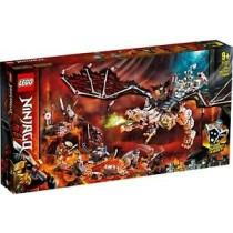 Lego Ninjago Skull Sorcerer's Dragon