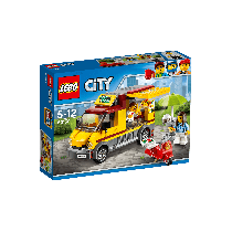 Lego city Pizza Van