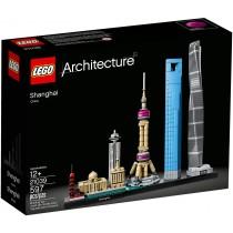 Lego Architecture Shangai