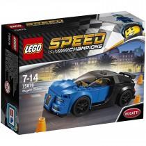 Bugatti Chiron Champions Speed Lego