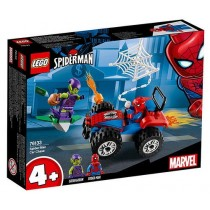 Lego Spiderman Inseguimento Spiderman