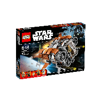 Quadjumper Jakku Lego