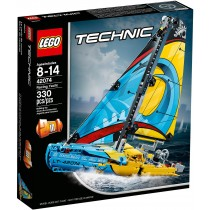 Lego Technic Racing Yatch