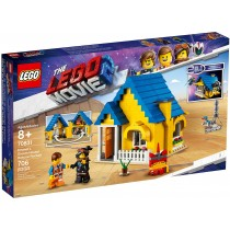 Lego The Movie Emmet's Dream House Rescue Rocket