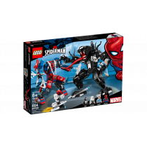 Lego Spiderman VS Venom