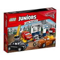 Juniors il Garage di Smokey Lego 10743