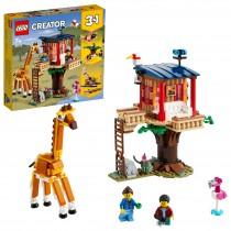 Lego 31116 – Casa sull'Albero del Safari Novità Marzo 2021