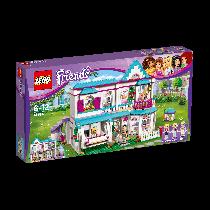 La casa di Stephanie Lego