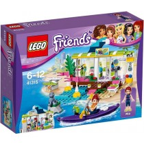 Lego Friends Heartlake Surf Shop