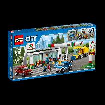 Stazione di servizio Lego city