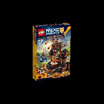 Nexo Night General Magmar's Siege Machine of Doom Lego