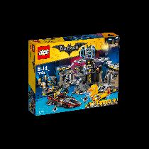 Scasso alla bat caverna Lego