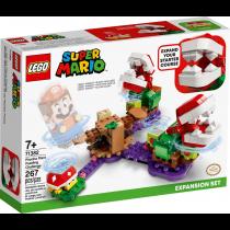 Lego 71382 Super Mario La sfida rompicapo della pianta piranha NEW 01/2021