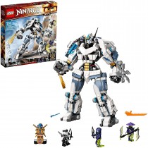 Lego 71738 – Mech Titano da battaglia di Zane Novità Gennaio 2021