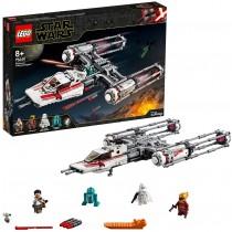 Lego 75249 Y-Wing Starfighter™ della Resistenza