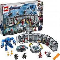 Lego 76125 – Sala delle armature di Iron Man