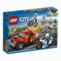 Lego City Autogru in panne 60137