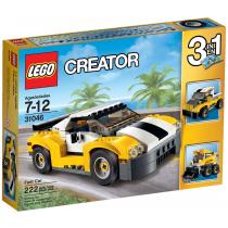Auto Sportiva gialla Lego Creator