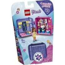 Lego Friends Il Cubo dell'Amicizia di Olivia con una Sorpresa Segreta