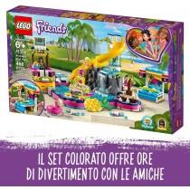LEGO Friends La festa in Piscina di Andrea con le Mini-doll di Andrea e Stephanie