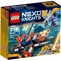 Lego Knights King's Guard Artillery 70347