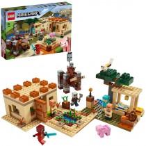 LEGO Minecraft L'Incursione della Bestia 21160