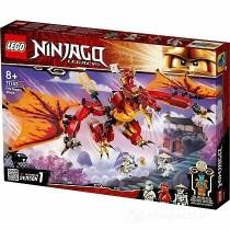 Novità Giugno 2021 Lego Ninjago 71753 – L'attacco del Dragone del Fuoco
