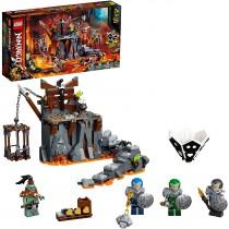 Lego Ninjago Viaggio nelle Segrete dei Teschi 71717