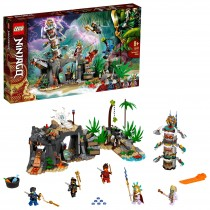 Lego Star Wars 71747 – Il Villaggio dei Guardiani Novità Marzo 2021