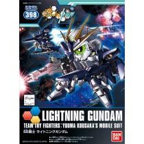 Lightning Gundam SDBF by Bandai