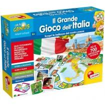 Lisciani il grande gioco dell'Italia