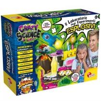 Crazy Science il grande laboratorio degli esplosivi