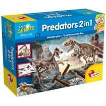 Predators 2 in 1 Lisciani