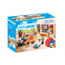 Living Room Playmobil